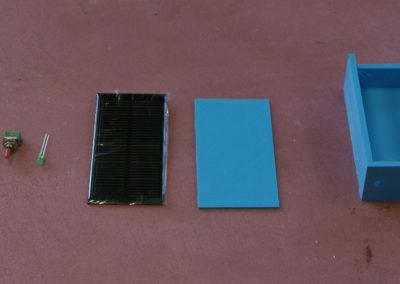La boîte solaire